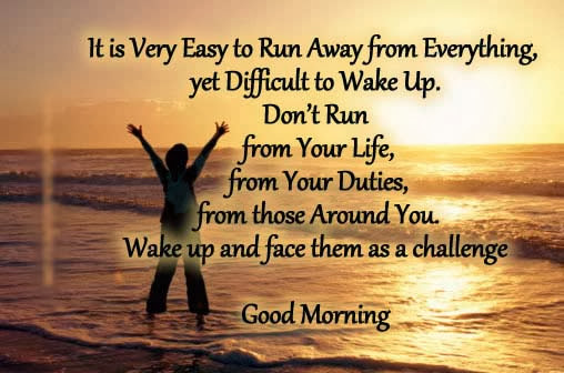 happy Good Morning Sayings