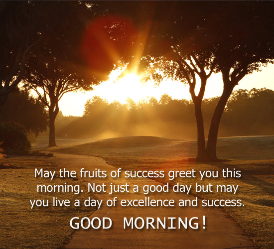 Happy Good Morning Wishes in english