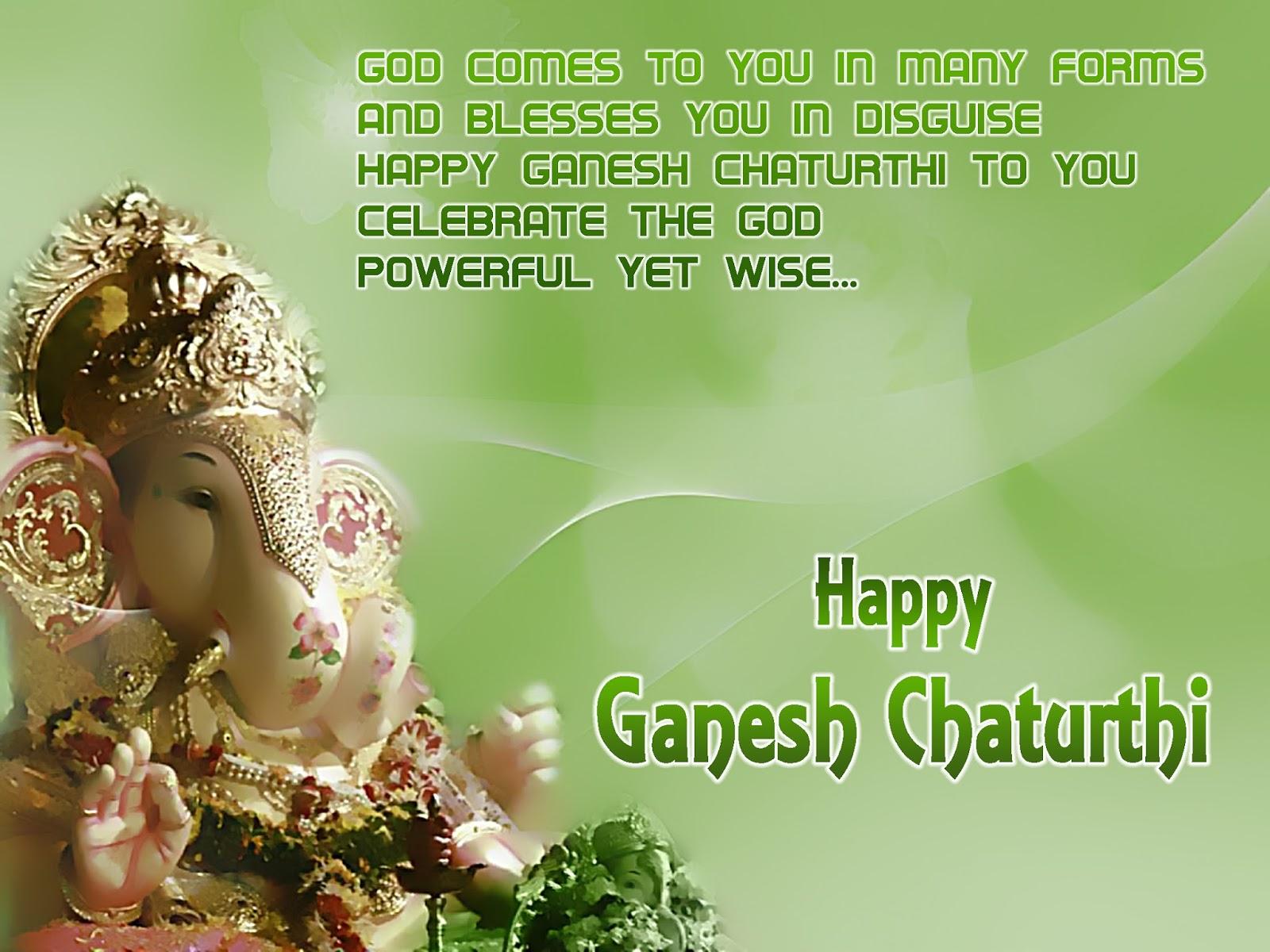 Ganesh Chaturthi Wishes Images