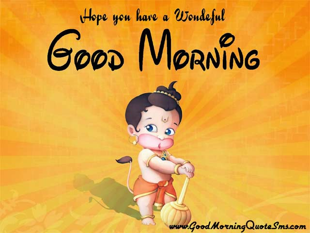 Happy Good Morning Wishes